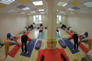 йога для начинающих в г.Ростове-на-Дону
